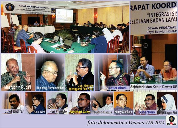 Integrasi Sistem Pengawasan Pengelolaan Badan Layanan Umum Perguruan Tinggi